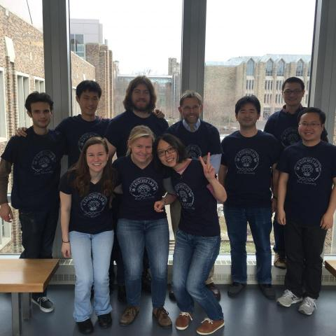 "Zauscher Group in ""Z-Shirts"" at CIEMAS, Spring 2015"