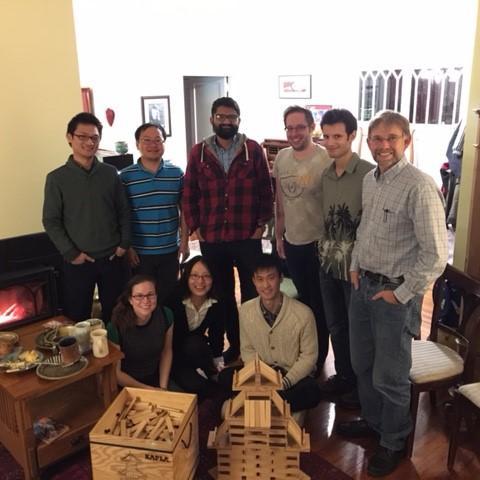 Zauscher Group Gathering Fall 2016